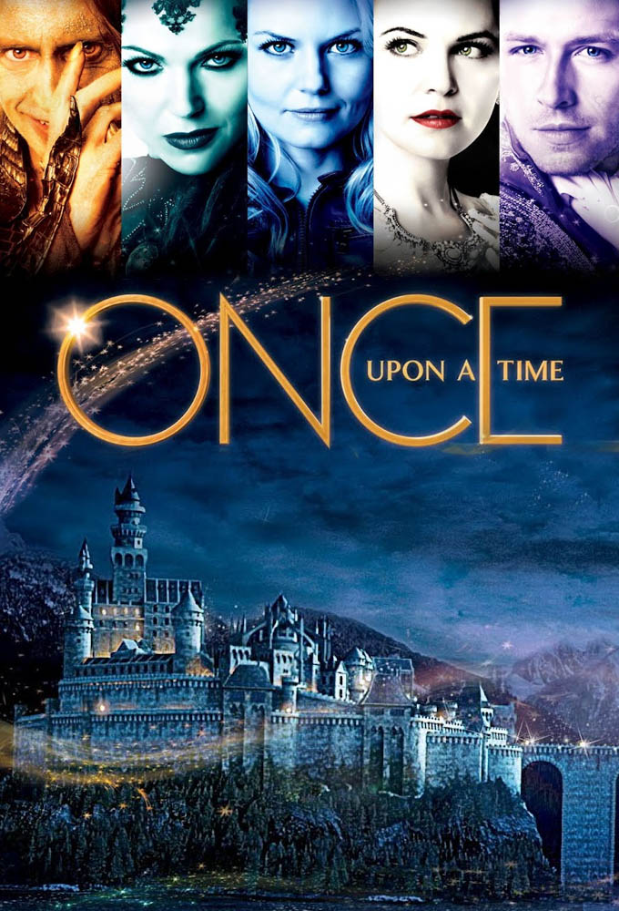 Once Upon a Time - plakat serialu